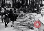 Image of Buchenwald concentration camp Buchenwald Germany, 1945, second 4 stock footage video 65675036151