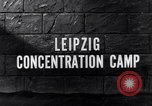 Image of Leipzig concentration camp Leipzig Germany, 1945, second 2 stock footage video 65675036161
