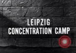 Image of Leipzig concentration camp Leipzig Germany, 1945, second 3 stock footage video 65675036161
