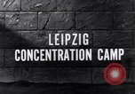 Image of Leipzig concentration camp Leipzig Germany, 1945, second 4 stock footage video 65675036161