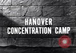 Image of Hanover concentration camp Hanover Germany, 1945, second 3 stock footage video 65675036170