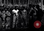 Image of Lieutenant EC Rusi Guadalcanal Solomon Islands, 1944, second 8 stock footage video 65675036198