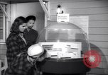 Image of designs of modern kitchens New York United States USA, 1946, second 9 stock footage video 65675036209