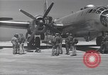 Image of engine B-29 bomber Iwo Jima, 1945, second 4 stock footage video 65675036218