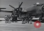 Image of engine B-29 bomber Iwo Jima, 1945, second 6 stock footage video 65675036218