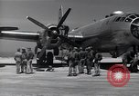 Image of engine B-29 bomber Iwo Jima, 1945, second 7 stock footage video 65675036218