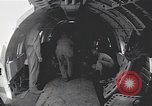 Image of B-29 bomber Iwo Jima, 1945, second 5 stock footage video 65675036225