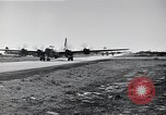 Image of B-29 bombers Saipan Northern Mariana Islands, 1945, second 9 stock footage video 65675036229