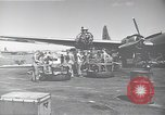 Image of B-29 bombers Saipan Northern Mariana Islands, 1945, second 2 stock footage video 65675036231