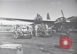 Image of B-29 bombers Saipan Northern Mariana Islands, 1945, second 3 stock footage video 65675036231