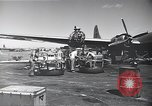 Image of B-29 bombers Saipan Northern Mariana Islands, 1945, second 4 stock footage video 65675036231