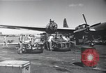 Image of B-29 bombers Saipan Northern Mariana Islands, 1945, second 8 stock footage video 65675036231