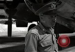 Image of General Thomas F Farrell Tinian Island Mariana Islands, 1945, second 8 stock footage video 65675036276