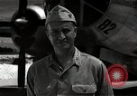 Image of Captain William S Parsons Tinian Island Mariana Islands, 1945, second 14 stock footage video 65675036277