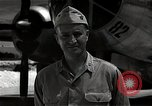 Image of Captain William S Parsons Tinian Island Mariana Islands, 1945, second 19 stock footage video 65675036277