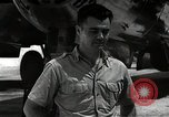 Image of Colonel Paul Tibbets Tinian Island Mariana Islands, 1945, second 3 stock footage video 65675036278