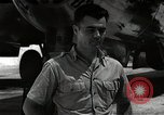 Image of Colonel Paul Tibbets Tinian Island Mariana Islands, 1945, second 4 stock footage video 65675036278