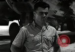 Image of Colonel Paul Tibbets Tinian Island Mariana Islands, 1945, second 15 stock footage video 65675036278