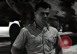 Image of Colonel Paul Tibbets Tinian Island Mariana Islands, 1945, second 16 stock footage video 65675036278