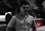 Image of Colonel Paul Tibbets Tinian Island Mariana Islands, 1945, second 18 stock footage video 65675036278