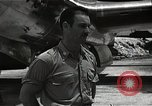 Image of Major Thomas Ferebee Tinian Island Mariana Islands, 1945, second 4 stock footage video 65675036280