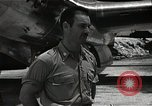 Image of Major Thomas Ferebee Tinian Island Mariana Islands, 1945, second 5 stock footage video 65675036280