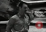 Image of Major Thomas Ferebee Tinian Island Mariana Islands, 1945, second 6 stock footage video 65675036280