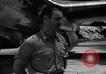 Image of Major Thomas Ferebee Tinian Island Mariana Islands, 1945, second 10 stock footage video 65675036280