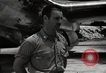Image of Major Thomas Ferebee Tinian Island Mariana Islands, 1945, second 12 stock footage video 65675036280
