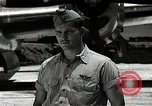 Image of Captain Kermit Beahan Tinian Island Mariana Islands, 1945, second 8 stock footage video 65675036282