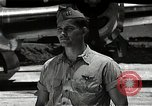 Image of Captain Kermit Beahan Tinian Island Mariana Islands, 1945, second 10 stock footage video 65675036282