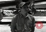 Image of Captain Theodore Van Kirk Tinian Island Mariana Islands, 1945, second 6 stock footage video 65675036283