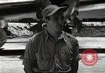 Image of Captain Theodore Van Kirk Tinian Island Mariana Islands, 1945, second 8 stock footage video 65675036283