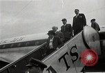 Image of David Ben-Gurion arrival to USA Arlington Virginia USA, 1951, second 3 stock footage video 65675036287