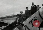 Image of David Ben-Gurion arrival to USA Arlington Virginia USA, 1951, second 5 stock footage video 65675036287