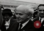 Image of David Ben-Gurion arrival to USA Arlington Virginia USA, 1951, second 8 stock footage video 65675036287