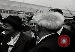Image of David Ben-Gurion arrival to USA Arlington Virginia USA, 1951, second 10 stock footage video 65675036287