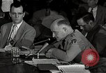 Image of Army-McCarthy hearings United States USA, 1954, second 5 stock footage video 65675036289