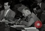Image of Army-McCarthy hearings United States USA, 1954, second 9 stock footage video 65675036289