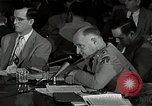 Image of Army-McCarthy hearings United States USA, 1954, second 10 stock footage video 65675036289