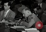 Image of Army-McCarthy hearings United States USA, 1954, second 11 stock footage video 65675036289
