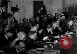 Image of Allegations addressed at Army-McCarthy hearings United States USA, 1954, second 5 stock footage video 65675036290