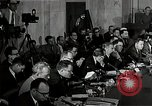 Image of Allegations addressed at Army-McCarthy hearings United States USA, 1954, second 6 stock footage video 65675036290