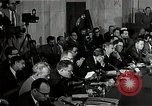 Image of Allegations addressed at Army-McCarthy hearings United States USA, 1954, second 7 stock footage video 65675036290