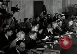 Image of Allegations addressed at Army-McCarthy hearings United States USA, 1954, second 8 stock footage video 65675036290