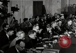 Image of Allegations addressed at Army-McCarthy hearings United States USA, 1954, second 9 stock footage video 65675036290