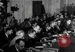 Image of Allegations addressed at Army-McCarthy hearings United States USA, 1954, second 10 stock footage video 65675036290