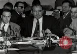 Image of Army-McCarthy hearings United States USA, 1954, second 4 stock footage video 65675036291