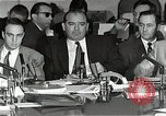 Image of Army-McCarthy hearings United States USA, 1954, second 5 stock footage video 65675036291