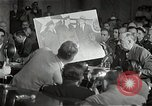 Image of Schine photos at Army-McCarthy hearings United States USA, 1954, second 6 stock footage video 65675036293